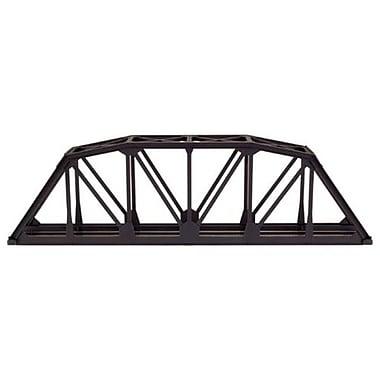 Atlas Model Ho Code 83 Thru Truss Bridge Black (Spws493)