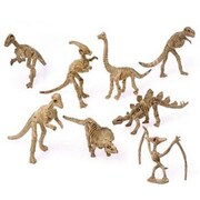 Us Toy Toy Skeleton Dinosaurs - 12 Per Pack - Pack Of 5 (Ustcyc172982)