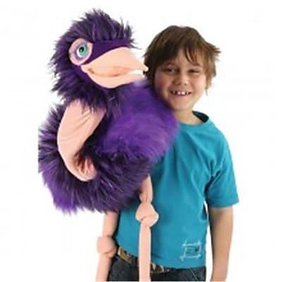 Puppet Company Giant Birds Puppet, Ostrich -