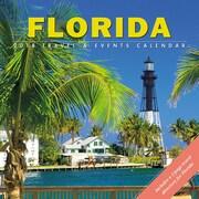 "2018 Willow Creek Press 12"" x 12"" Florida Wall Calendar (44903)"