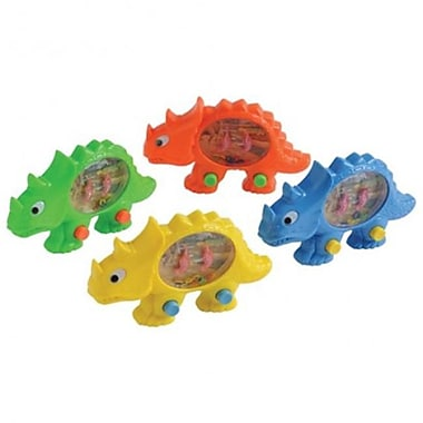 Us Toy Dino Water Games - 12 Per Pack - Pack Of 4 (Ustcyc173152)