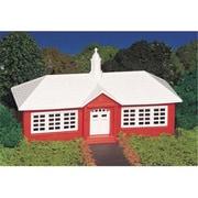 Bachmann Ho School House Kit (Spws4345)