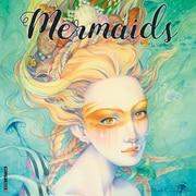 "2018 Willow Creek Press 12"" x 12"" Mermaids Wall Calendar (47393)"