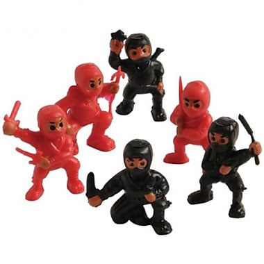 Us Toy Mini Ninja Figures - 12 Per Pack - Pack Of 27 (Ustcyc173213)