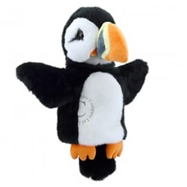 Puppet Company Carpets Glove Puppet, Puffin (Puptc035)