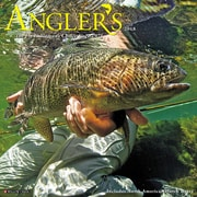 "2018 Willow Creek Press 12"" x 12"" Angler's Wall Calendar"