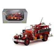 Signature Models 1931 Seagrave Fire Engine Red 1-32 Diecast Model Car (Dtdp990)