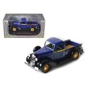 Signature Models 1936 Dodge Pickup Truck Blue 1-32 Diecast Car Model (Dtdp991)