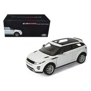 Welly Range Rover Evoque White With White Roof 1-18 Diecast Car Model (Dtdp1104)