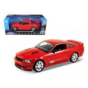 Welly 2007 Ford Mustang Shelby Saleen S281E Red 1-18 Diecast Model Car (Dtdp1117)