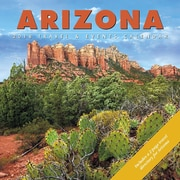 "2018 Willow Creek Press 12"" x 12"" Arizona Wall Calendar (43999)"
