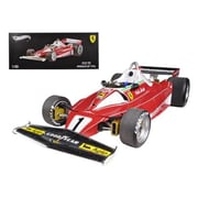 Hot Wheels 1976 Ferrari 312 T2 No.1 Niki Lauda Monaco Gp Elite Edition 1-18 Diecast Car Model (Dtdp2311)