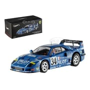 Hot Wheels Ferrari F40 Lemans 1995 Competizione No.34 Elite Edition 1-43 Diecast Car Model (Dtdp2472)