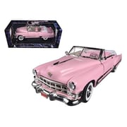 Motorcity Classics 1949 Elvis Presley Pink Cadillac Coupe Deville 1-18 Diecast Car Model (Dtdp2480)