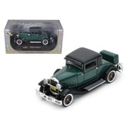Signature Models 1930 Hudson Great Eight Green 1-32 Diecast Car Model (Dtdp966)