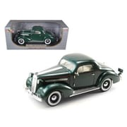 Signature Models 1936 Pontiac Deluxe Green 1-18 Diecast Model Car (Dtdp953)