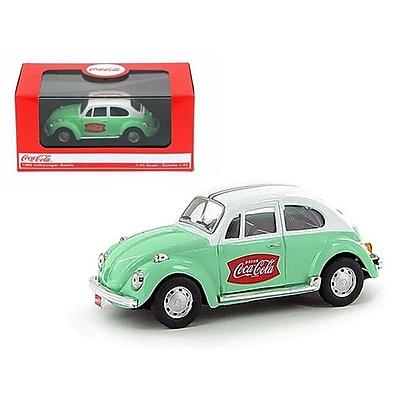 Motorcity Classics 1966 Volkswagen Beetle Coca Cola