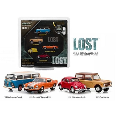 Greenlight Hollywood Film Reels Series 4 Lost