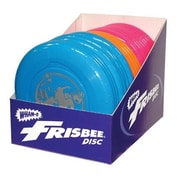 Frisbee 51132 70 G Fun Flyer Frisbee, Assorted - Pack Of 24 (Achr17418)