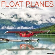 "2018 Willow Creek Press 12"" x 12"" Float Planes Wall Calendar (47232)"