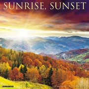 "2018 Willow Creek Press 12"" x 12"" Sunrise, Sunset Wall Calendar (46198)"