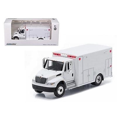 Greenlight 2013 International Durastar Ambulance White Hobby