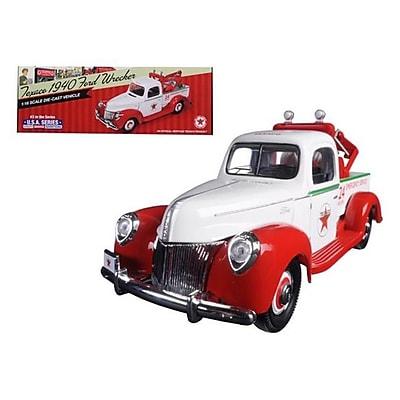 Autoworld 1940 Ford Tow Truck Wrecker Texaco