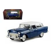 Arko 1955 Chevrolet Nomad Blue 1-32 Diecast Car Model (Dtdp894)