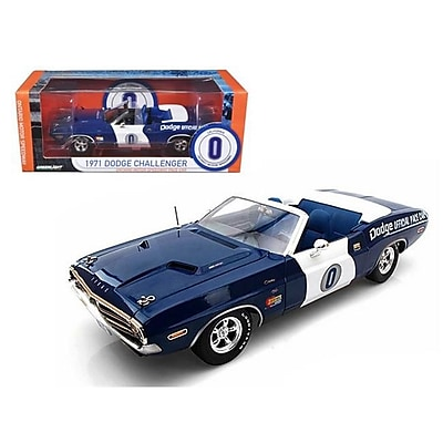 Greenlight 1971 Dodge Challenger Hemi Convertible Ontario