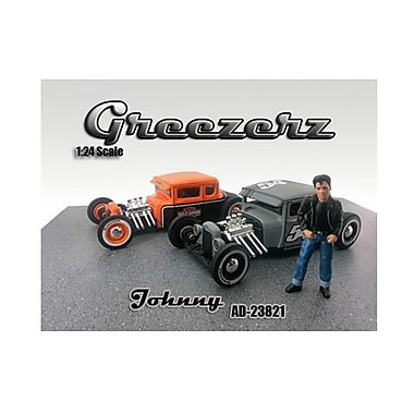 American Diorama Greezerz Johnny Figure For 1-24 Diecast Model Cars (Dtdp1976)