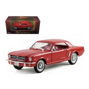 Arko 1964 1 2 Ford Mustang Red 1-32 Diecast Car Model (Dtdp941)
