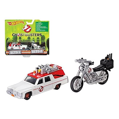 Hot Wheels 1 By 64 Diecast Ghostbusters