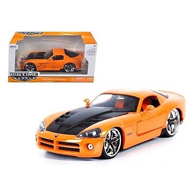 Jada 2008 Dodge Viper Srt10 Orange 1-24