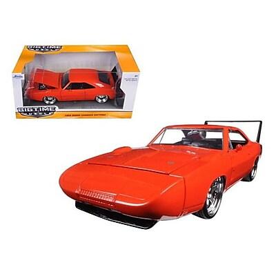Jada 1969 Dodge Charger Daytona Orange 1-24