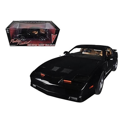 Greenlight 1989 Pontiac Firebird Trans Am Gta Black Limited To 600 Piece 1-18 Diecast Car Model (Dtdp475) 23981299