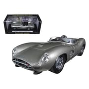Shelby Collectibles 1959 Aston Martin Dbr1 Silver 1-18 Diecast Model Car (Dtdp1011)