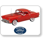 Motorhead Miniatures 1955 Ford Thunderbird 2-Door Coupe - Torch Red (Mtrhm037)