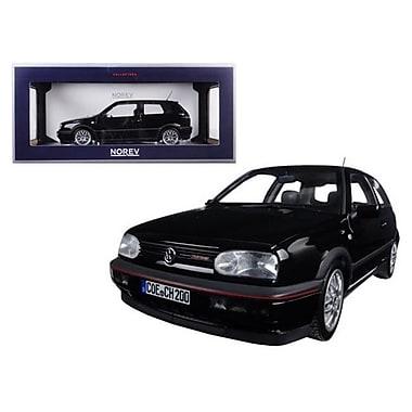 Norev 1996 Volkswagen Golf Gti 20 Years Anniversary Edition Black Metallic 1-18 Diecast Model Car (Dtdp1294)