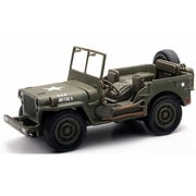 New-Ray Toys Jeep Willys (Nwrt041)