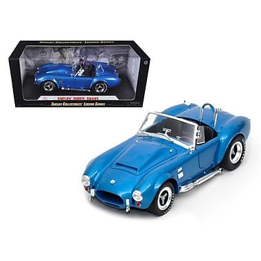 Shelby Collectibles 1966 Shelby Cobra Super Snake Blue 1-18 Diecast Model Car (Dtdp1038)
