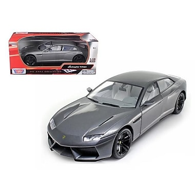 Motormax Lamborghini Estoque Gray 1-18 Diecast Model Car (Dtdp683)