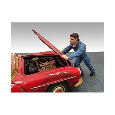 American Diorama Mechanic Ken Figure For 1-18