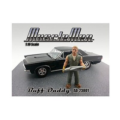 American Diorama Musclemen Buff Daddy Figure For