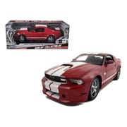 Shelby Collectibles 2011 Ford Shelby Mustang Gt350 Red 1-18 Diecast Model Car (Dtdp2047)