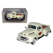 Signature Models 1949 Ford F-1 Tomato Delivery Truck Cream 1-32 Diecast Model Car (Dtdp993)