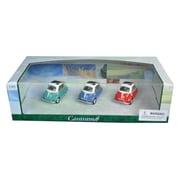 Cararama 1 By 43 Diecast Bmw Isetta 3Pc Gift Set Model Cars (Dtdp3013)