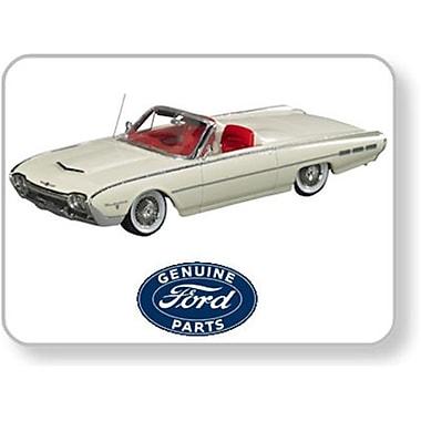 Motorhead Miniatures 1962 Ford Thunderbird Sport Roadster, Open - Corinthian White (Mtrhm040)