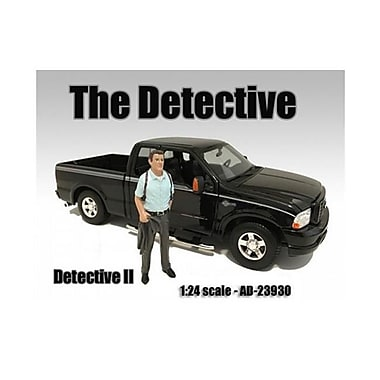 American Diorama The Detective No.2 Figure For 1-24 Scale Models (Dtdp2035)