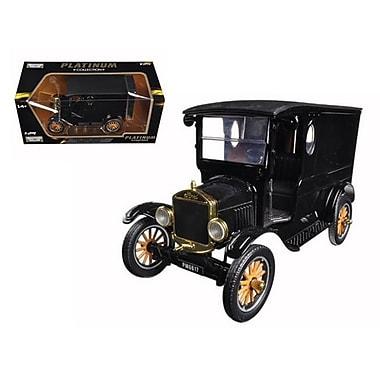 Motormax 1925 Ford Model T Paddy Wagon Black 1-24 Diecast Model Car (Dtdp654)