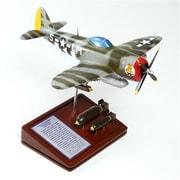 Mastercraft Collection P-47D Thunderbolt Model (Mtfm455)